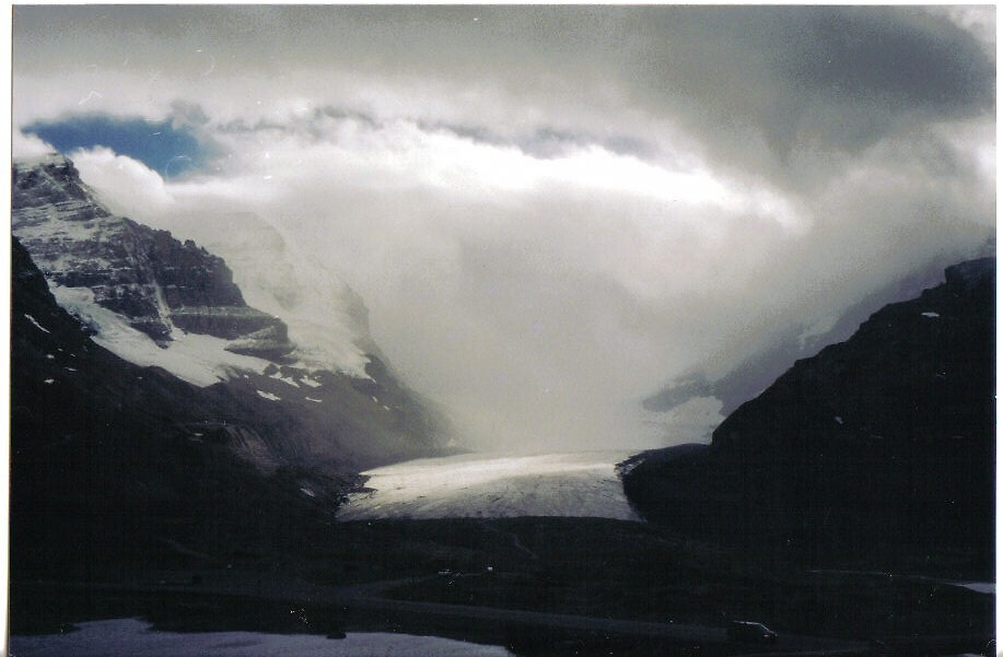 Columbia Icefield by clairet