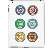 Black Ops Zombie Perks iPad Case/Skin