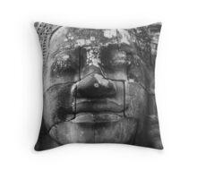 Relaxed Buddha  Throw Pillow