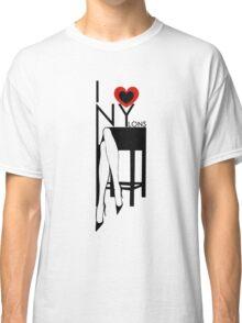 I love NYlons Classic T-Shirt
