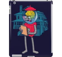The Boss. iPad Case/Skin