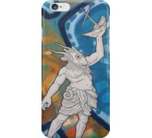 The Lord of the Lakes iPhone Case/Skin