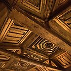 Ceiling Carvings by Marylou Badeaux