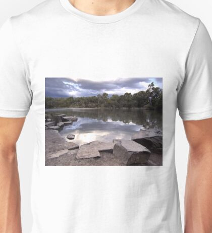 Dramatic View of Blackburn Lake T-Shirt