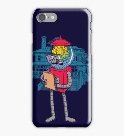 The Boss. iPhone Case/Skin