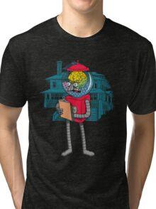 The Boss. Tri-blend T-Shirt