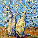 Kimberley Giants Boabs by Virginia McGowan