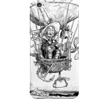 The Adventures of Uncle Lubin iPhone Case/Skin