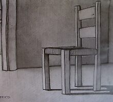 the chair by Marco Britti
