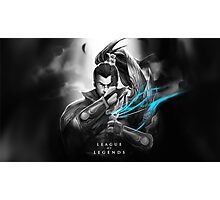 League of Legends - Yasuo Photographic Print