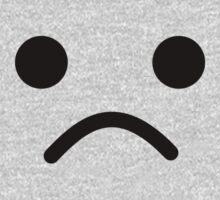 Sad Minifig Face  Kids Clothes