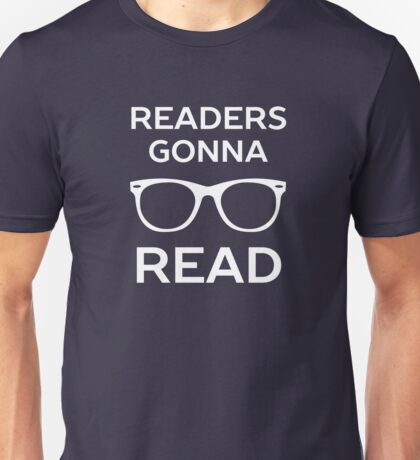 Funny reading introvert  Unisex T-Shirt