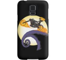 A Ride Before Christmas. Samsung Galaxy Case/Skin