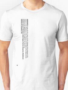 ingredients: T-Shirt