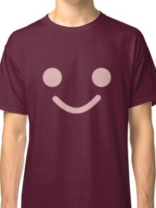 Smiling Minifig Face  Classic T-Shirt