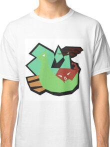 Viking age fish attack Classic T-Shirt
