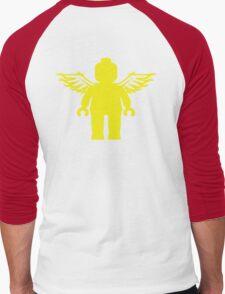ANGEL MINIFIG Men's Baseball ¾ T-Shirt