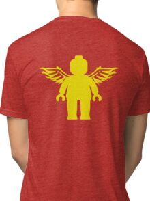 ANGEL MINIFIG Tri-blend T-Shirt