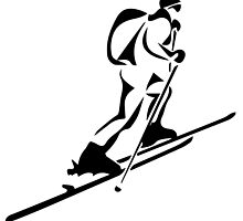 Ski Touring by benenen