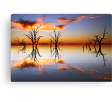 Tranquilty Canvas Print