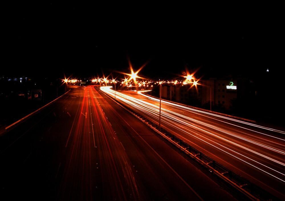 freeway by alistair mcbride