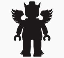 WINGED GREEK GOD by Customize My Minifig