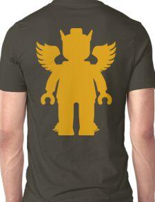 WINGED GREEK GOD Unisex T-Shirt