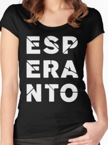 ESP ERA NTO Women's Fitted Scoop T-Shirt