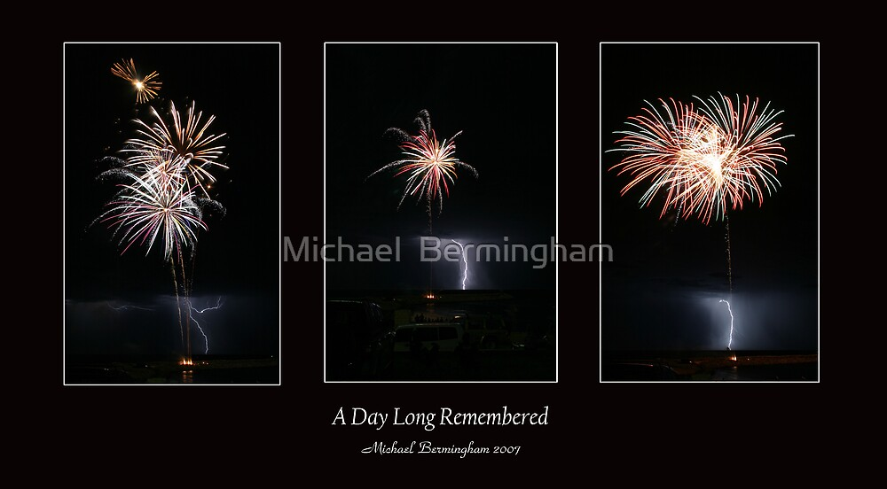 A Day Long Remembered by Michael  Bermingham