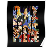 Only One Piece Poster