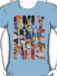 Only One Piece T-Shirt