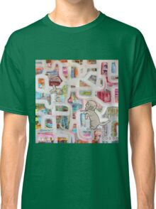 Extraterrestrial Encounter Classic T-Shirt