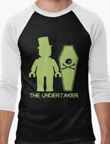 THE UNDERTAKER Men's Baseball ¾ T-Shirt
