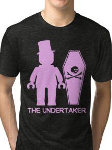 THE UNDERTAKER  Tri-blend T-Shirt