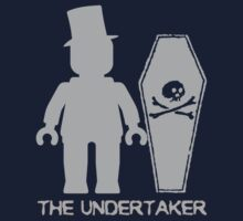THE UNDERTAKER  Kids Tee