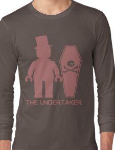 THE UNDERTAKER  Long Sleeve T-Shirt
