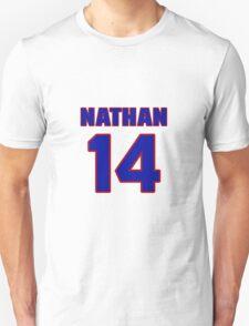 Basketball player Howard Nathan jersey 14 T-Shirt