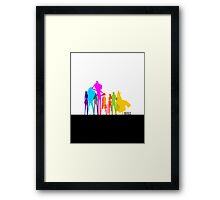The Bestest Best Crew Framed Print