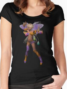 Moon Dancer Women's Fitted Scoop T-Shirt