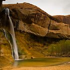 Lower Calf Creek Falls by Nick Johnson