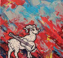 The Mountain Ballad by Deivis Slavinskas