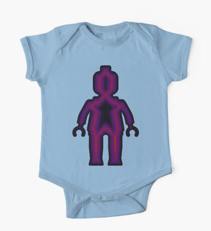 Alien Minifig Xray One Piece - Short Sleeve