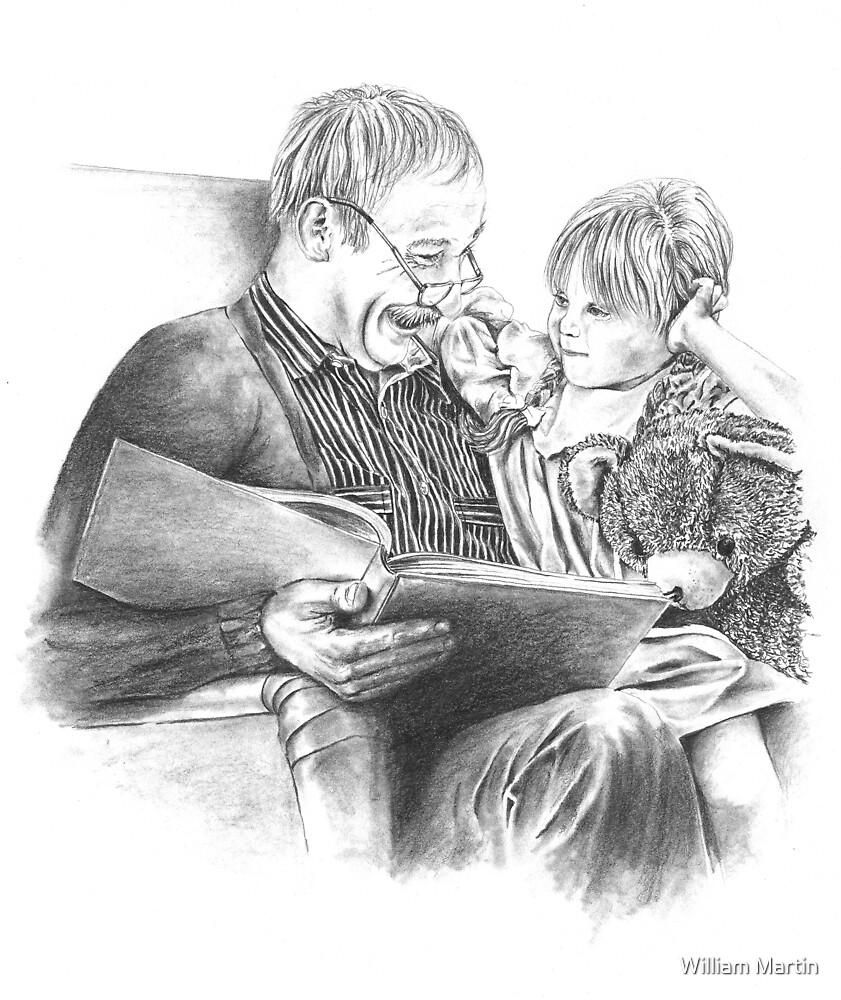 Grandpa by William Martin