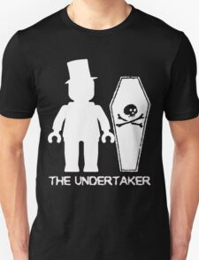 """THE UNDERTAKER""  T-Shirt"