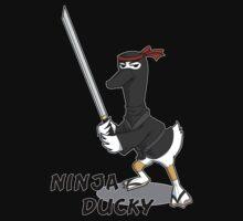Ninja Ducky by Karla Aguirre