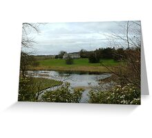 Currachase,Ireland Greeting Card
