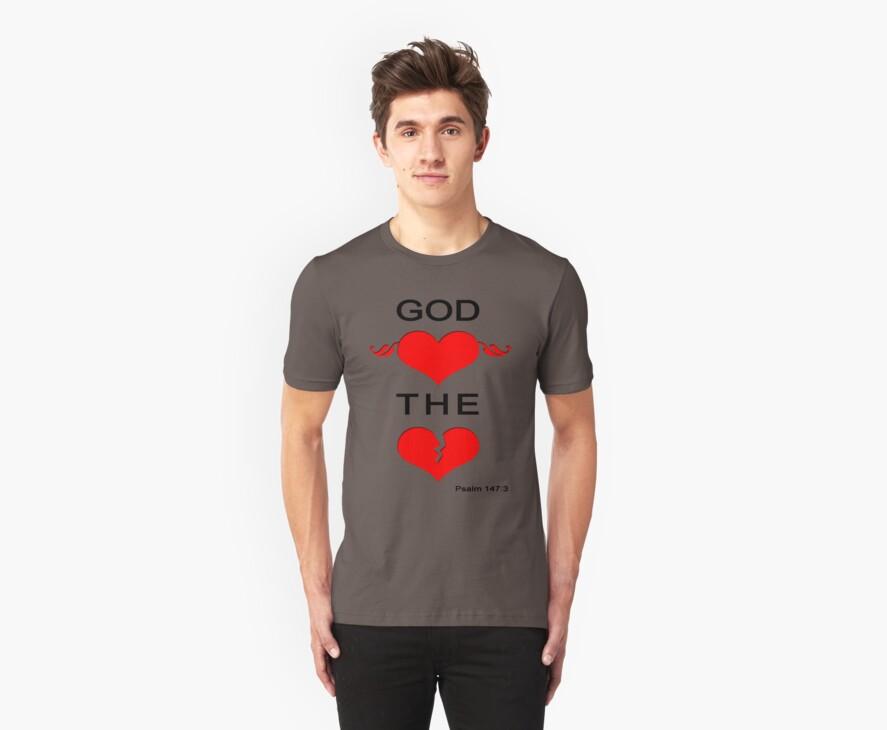 God Hearts the Brokenhearted by pulseproj