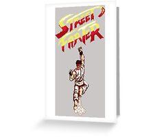 Street farter Greeting Card