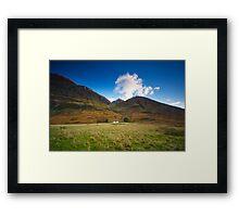 Glencoe - Scotland Framed Print