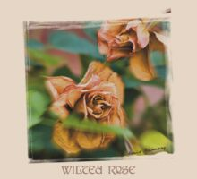 Wilted Rose by PhotoLouis